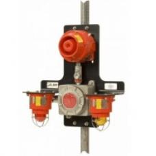 Свето-звуковое сигнальное устройство MEDC PAS1