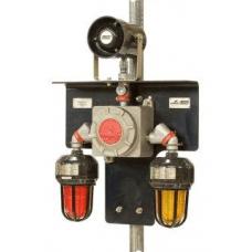 Свето-звуковое сигнальное устройство MEDC PAS1-2