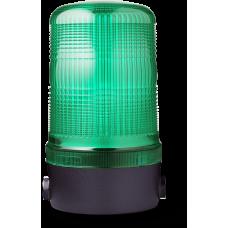 MFS ксеноновый стробоскопический маячок Зеленый 230-240 V AC, горизонтальный