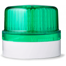 FLG ксеноновый стробоскопический маячок Зеленый 110-120 V AC, серый