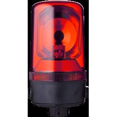 MRL проблесковый маячок с вращающимся зеркалом Красный Трубка NPT 1/2, 230-240 V AC