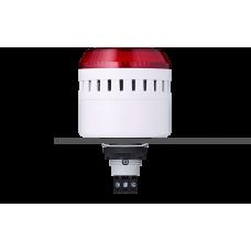 ELG сирена с креплением на панели с контрольным светодиодом Красный серый, 12 V AC/DC