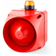 ACX многотональная сирена со встроенным светодиодным индикатором Оранжевый 110-120 V AC