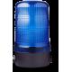MFS ксеноновый стробоскопический маячок Синий 110-120 V AC, горизонтальный