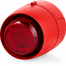 CS1 электронная сирена Красный Красный