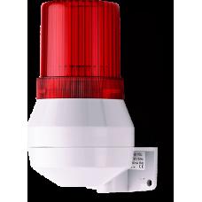 KDF мини-гудок - стробоскопический маячок Красный 24 V DC