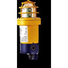Взрывозащищенный светодиодный маячок dsd Желтый 110-240 V AC