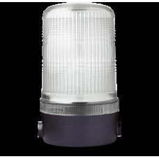 MFM ксеноновый стробоскопический маячок Белый 12-24 V AC/DC, горизонтальный