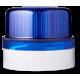FLG ксеноновый стробоскопический маячок Синий серый, 230-240 V AC