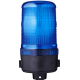 MFL ксеноновый стробоскопический маячок Синий Трубка NPT 1, 110-120 V AC