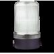 MBS проблесковый маячок Белый горизонтальный, 24 V AC/DC