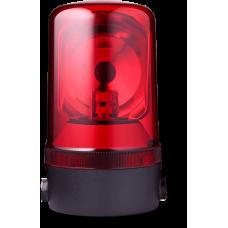 MRL проблесковый маячок с вращающимся зеркалом Красный 24 V AC/DC, Горизонтальный