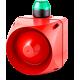 ADL многотональная сирена со встроенным светодиодным индикатором Зеленый 230-240 V AC