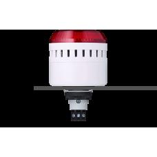EDG сирена с креплением на панели с контрольным светодиодом Красный 24 V AC/DC, серый
