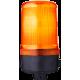 MBS проблесковый маячок Оранжевый 230-240 V AC, Трубка D 25 мм