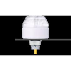 IML светодиодный разноцветный маячок с креплением на панели M22 110-120 V AC, серый