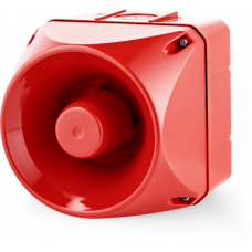 Электронная многотональная сирена ASM 24 V AC/DC