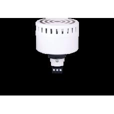 ESG звуковой сигнализатор с креплением на панели Серый 12-24 V AC/DC
