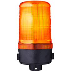 MLL маячок постоянного света Оранжевый 24 V AC/DC, Трубка D 25 мм