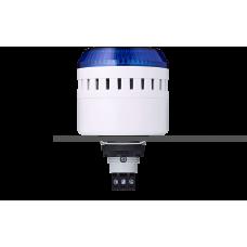 EDG сирена с креплением на панели с контрольным светодиодом Синий 12 V AC/DC, серый