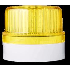 BLG светодиодный проблесковый маячок Желтый серый, 230-240 V AC
