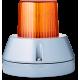BZG ксеноновый стробоскопический маячок Оранжевый 24 V DC