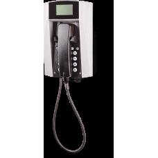 wFT3-IP VoIP телефон, всепогодный Серый Армированный шнур