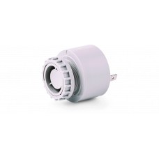 ESZ звуковой сигнализатор с креплением на панели Серый Плоский разъем, 230-240 V AC