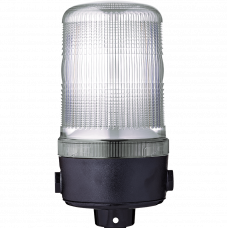 MLM маячок постоянного света Белый 24 V AC/DC, Трубка D 25 мм