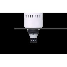 ESM звуковой сигнализатор с креплением на панели Серый 12-24 V AC/DC