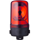 MRL проблесковый маячок с вращающимся зеркалом Красный 230-240 V AC, Трубка D 25 мм