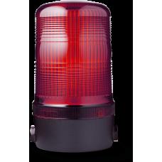 MFL ксеноновый стробоскопический маячок Красный 110-120 V AC, горизонтальный