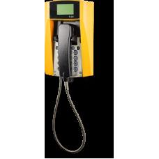 dFT3-IP взрывозащищенный VoIP телефон Желтый Армированный шнур