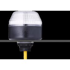 IMM светодиодный разноцветный маячок с креплением на панели M22 черный