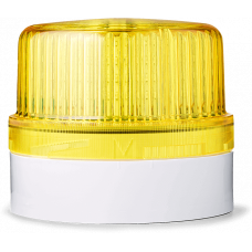 DLG светодиодный маячок постоянного света Желтый серый, 110-120 V AC