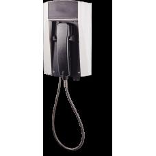 wFT3 аналоговый телефон, всепогодный Серый Армированный шнур, Без дисплея, Без клавиатуры