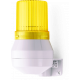 KDL мини-гудок - сигнальный маячок Желтый 24 V DC