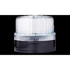 DLG светодиодный маячок постоянного света Белый 230-240 V AC, черный