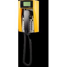 dFT3-IP взрывозащищенный VoIP телефон Желтый Спиральный шнур