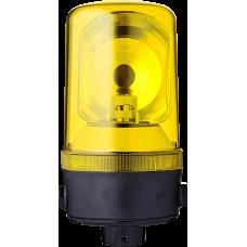 MRS проблесковый маячок с вращающимся зеркалом Желтый 230-240 V AC, Трубка D 25 мм