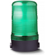 MFL ксеноновый стробоскопический маячок Зеленый 24 V AC/DC, горизонтальный