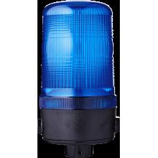 MBS проблесковый маячок Синий 24 V AC/DC, Трубка D 25 мм