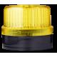 BLG светодиодный проблесковый маячок Желтый черный, 230-240 V AC