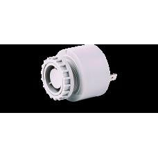 ESZ звуковой сигнализатор с креплением на панели Серый Плоский разъем, 24 V AC/DC
