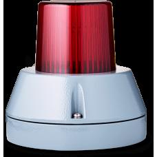BZG ксеноновый стробоскопический маячок Красный 24 V DC