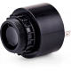 ESP звуковой сигнализатор с креплением на панели Черный 230-240 V AC