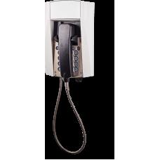 dFT3 взрывозащищенный аналоговый телефон Серый Армированный шнур, Без дисплея