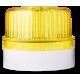 BLG светодиодный проблесковый маячок Желтый серый, 24 V AC/DC
