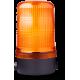 MLL маячок постоянного света Оранжевый 230-240 V AC, горизонтальный
