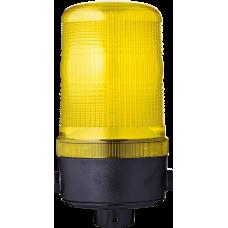 MLM маячок постоянного света Желтый 230-240 V AC, Трубка D 25 мм